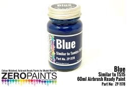 Blue Paint (Similar to TS15) 60ml (Solid)