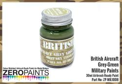 British Aircraft Grey-Green BS283 Paint 30ml