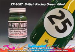 British Racing Green - BRG (Solid) Paint 60ml