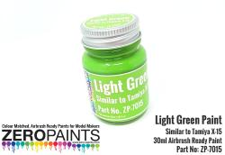 Light Green Paint 30ml - Similar to Tamiya X-15
