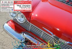 Christine Red - Plymouth Fury 60ml