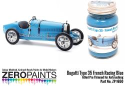 Bugatti Type 35 French Racing Blue Paint 60ml