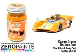 Can-Am Mclaren Orange Paint 60ml (M8D)