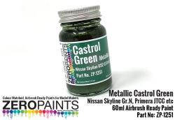 Castrol Metallic Green Paint (Nissan Skyline Gr.N, Primera JTCC etc) 60ml
