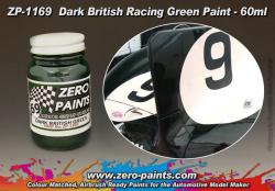 Dark British Racing Green Paint 60ml