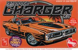 1:25 Dirty Donny 1971 Dodge Charger R/T Model Kit