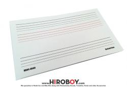 Dotted Line Decals in various colours
