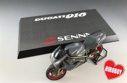 Ducati 916 Senna Display Base for Model Kits 300x160mm