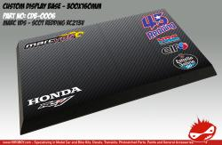 Marc VDS RC213V Scott Redding Display Base for Model Kits 300x160mm