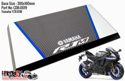 Yamaha YZR R1M - Display Base for Model Kits 300x160mm