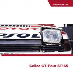 Fast Guides : Toyota Celica GT-Four ST165