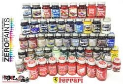 Ferrari/Maserati Paints 60ml