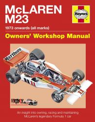 Mclaren M23 Owners' Workshop Manual