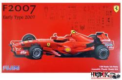 1:20 Ferrari F2007 Australia GP (Early Type)