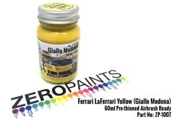 Ferrari Giallo Modena 4305 (Yellow) Paint 60ml