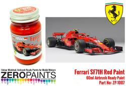 Ferrari SF71H (2018 Formula One) Red Paint 60ml