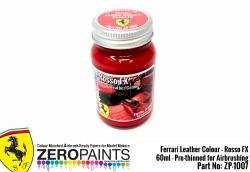 Ferrari Rosso FX Leather Colour Paint 60ml