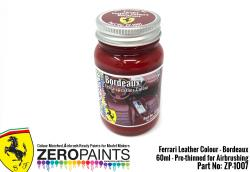 Ferrari Bordeaux Leather Colour Paint 60ml