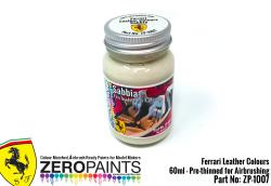 Ferrari Sabbia (Creme) Leather Colour Paint 60ml