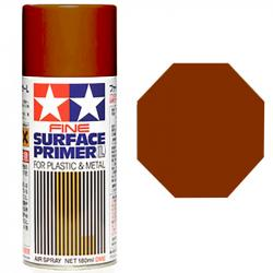 Fine Surface Primer for Plastic & Metal (Oxide Red) 180ml Aerosol - 87160