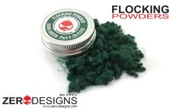 Flocking Powder - Dark Green