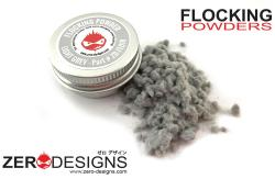 Flocking Powder - Light Grey