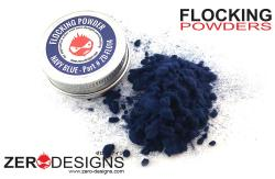 Flocking Powder - Navy Blue