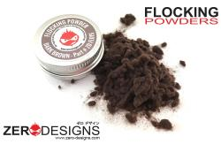 Flocking Powder - Dark Brown