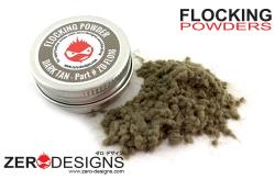 Flocking Powder - Dark Tan