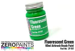 Fluorescent Green Paint 60ml
