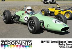 BRP / UDT Laystall Racing Team Racing Green Paint 60ml