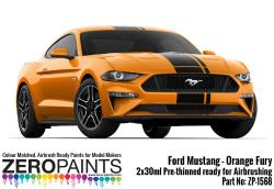 Ford Mustang 2019 - Orange Fury 2x30ml