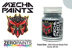 Frame Silver	 30ml - Mecha Paint