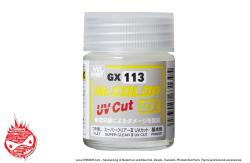 GX Super Clear III UV Cut Flat # GX113 18ml