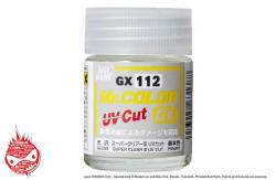 GX Super Clear III UV Cut Gloss # GX112 18ml