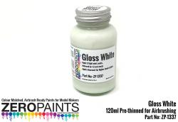 Gloss White Paint 120ml