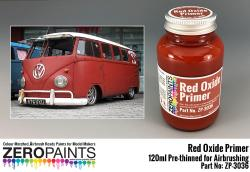 Red Oxide Primer 120ml for Airbrushing