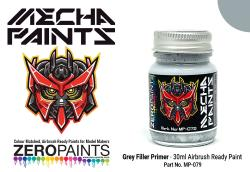 Grey Primer	 30ml - Mecha Paint