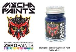 Grunt Blue	 30ml - Mecha Paint
