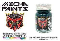 Grunt Dark Green	 30ml - Mecha Paint