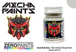 Grunt Dark Grey	 30ml - Mecha Paint