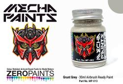 Grunt Grey	 30ml - Mecha Paint