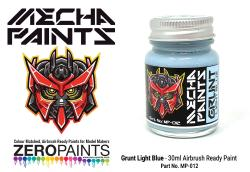 Grunt Light Blue	 30ml - Mecha Paint