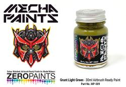 Grunt Light Green	 30ml - Mecha Paint