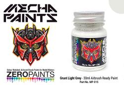 Grunt Light Grey	 30ml - Mecha Paint