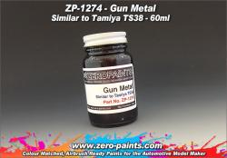 Gun Metal Paint Similar to TS38) 60ml