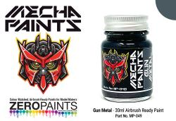 Gunmetal	 30ml - Mecha Paint