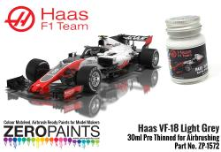 Haas VF-18 Light Grey Paint 30ml
