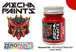 Heavyarms Red 30ml - Mecha Paint