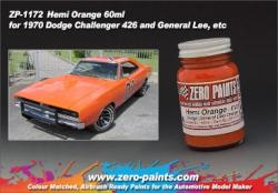 Hemi Orange (General Lee) Paint 60ml